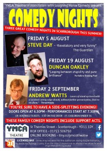 Comedy Night FB Poster 2016